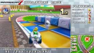 Mario Kart 7 Worldwide - [21] Bomb to Bomb Ratio