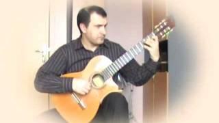 """Танго """"Помоги мне"""", """"Бриллиантовая рука"""", гитара соло"""