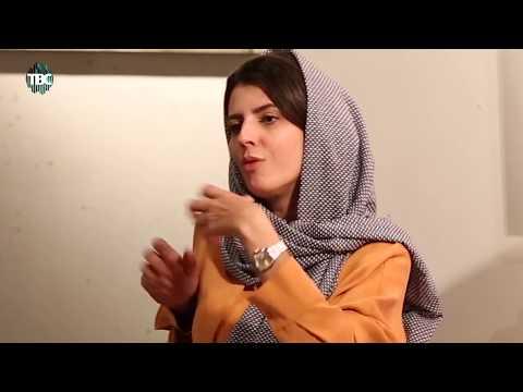 TBC reports on the presence of Leila Hatami in Toronto گزارشي از حضور ليلا حاتمي در تورنتو