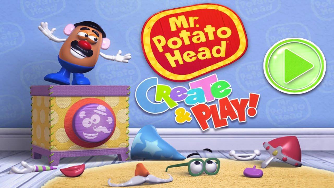 mr potato essay
