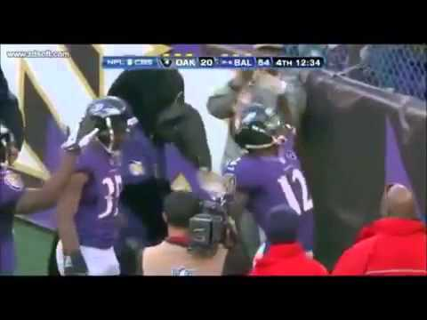 Jacoby Jones 2012 highlights