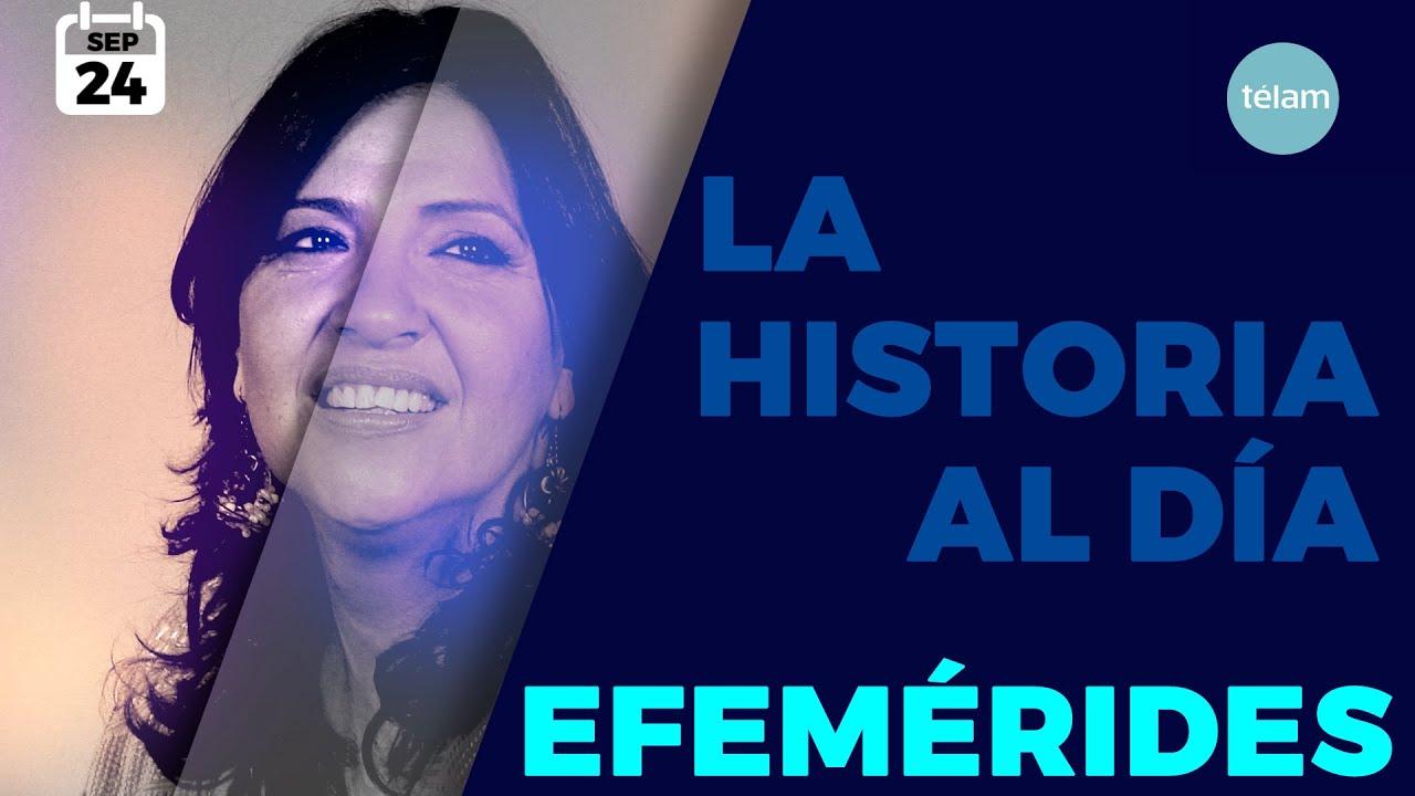 LA HISTORIA AL DÍA (EFEMÉRIDES 24 SEPTIEMBRE)