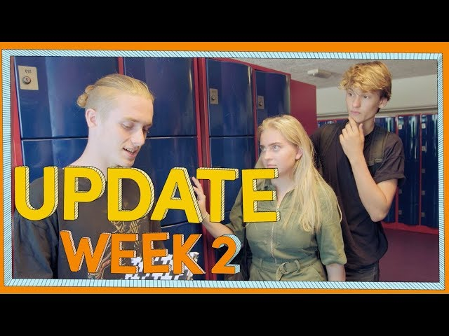 UPDATE Week 2 | BRUGKLAS S8
