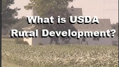 Rural Development: Not What You Think