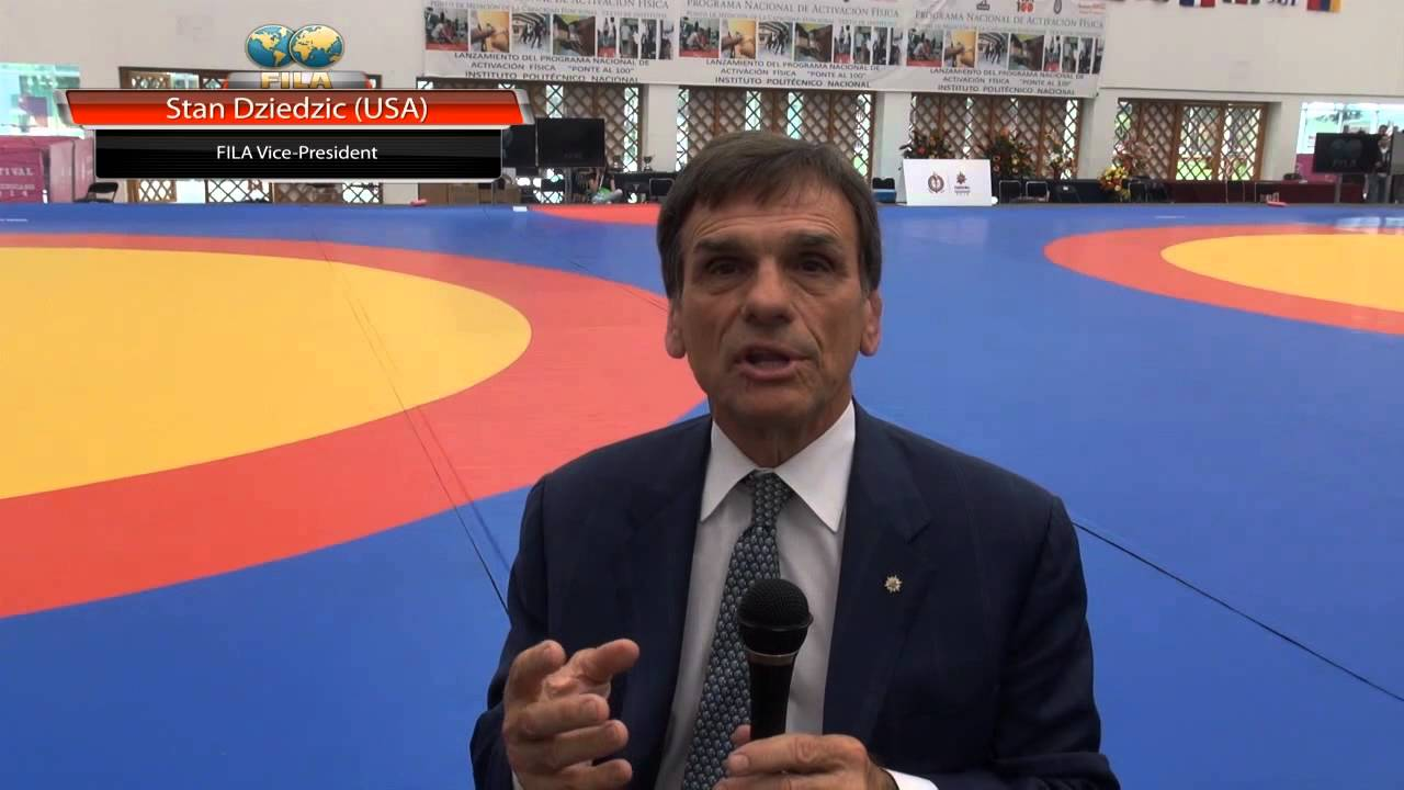 Stan Dziedzic Usa Explains The New Rules In Interview Mexico