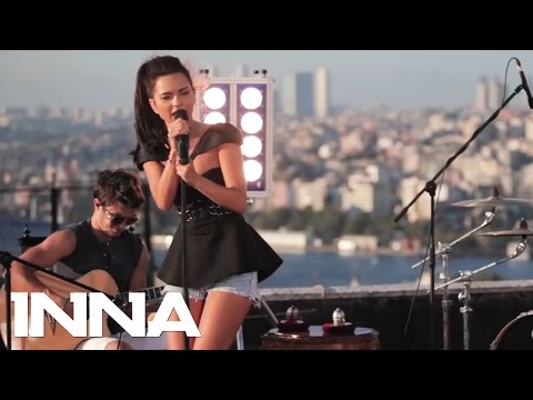 INNA - Party Never Ends | Rock the Roof @ Istanbul