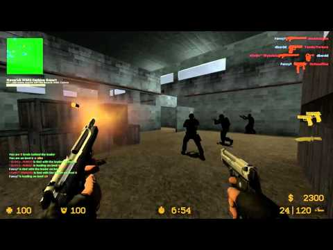 Counter Strike Source Solo Gungame with ME DAWG 2
