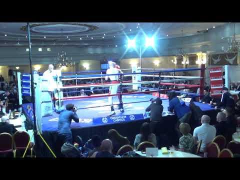 Ryan 'Stewart' Davies vs. MJ Hall
