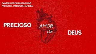 """LOUVOR Precioso Amor-Ministério Profetizar """"WORSHIP"""" (Lyric Vídeo Oficial)"""