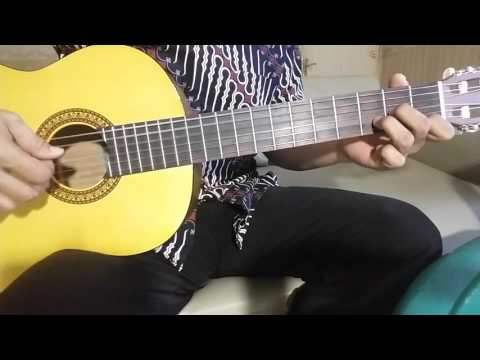 Melly Goeslaw - Bunda (Fingerstyle Cover)