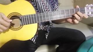 Melly Goeslaw - Bunda (Fingerstyle Cover)