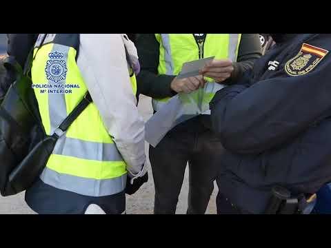 La Policía Nacional rescata en Zamora a un menor explotado por su familia