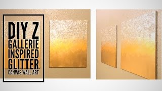 Z Gallerie Wall Art canvas art do it yourself videos - popularvideos - watch and