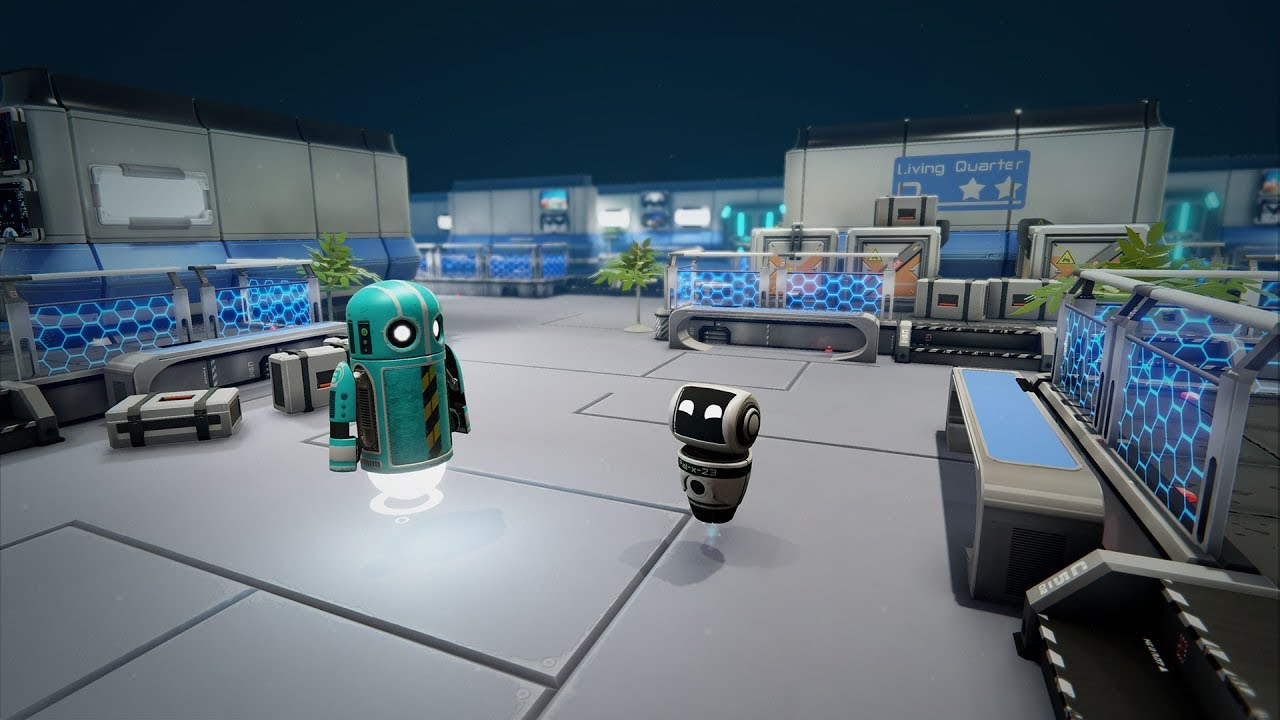 Algo Bot - Puzzle Programming Game Trailer (english)