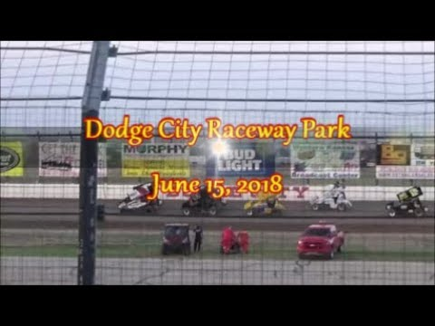 Steven Richardson conquers Dodge City Raceway Park / June 15, 2018