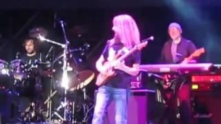 Joe Satriani Steve vai Guthrie Govan G3 2016