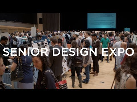 Senior Design Expo 2017