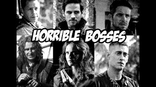 HORRIBLE BOSSES Trailer #1 ⓃⒷⓇ OUAT/Once Upon A Time Style