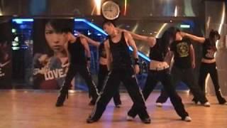 【Sonic's MV Dance】 2009/11/27 California Fitness 西門店 Janet's o...