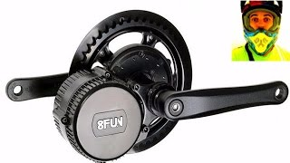 """Understanding """"Who makes"""" the 8FUN Bafang BBS02 750w 48v electric mid drive kit? 8FUN or Bafang???"""