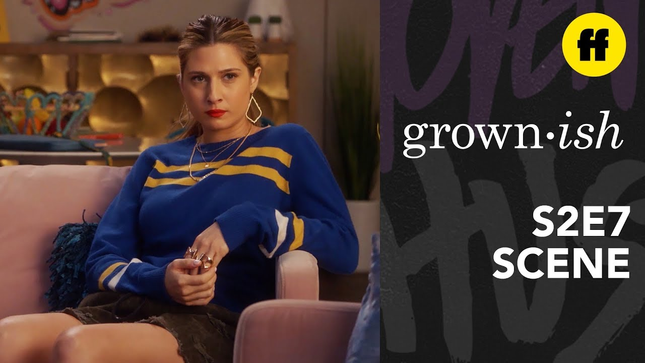 Download grown-ish Season 2, Episode 7 | Zoey, Ana and Nomi Have an Uncomfortable Talk | Freeform