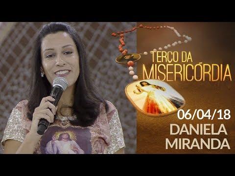 Terço da Misericórdia - 06/04/18 - Oitavo dia da Novena