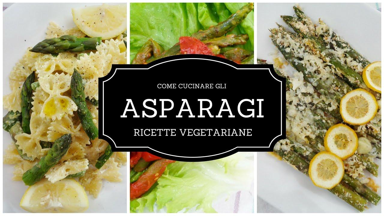 Come cucinare gli asparagi asparagi al forno ripassati for Cucinare asparagi