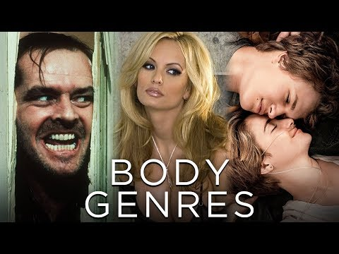 Horror, melodrama and porn are the same genre