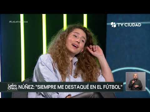 La letra chica  - Entrevista a Florencia Núñez