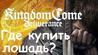 Kingdom Come: Deliverance Где купить лошадь?
