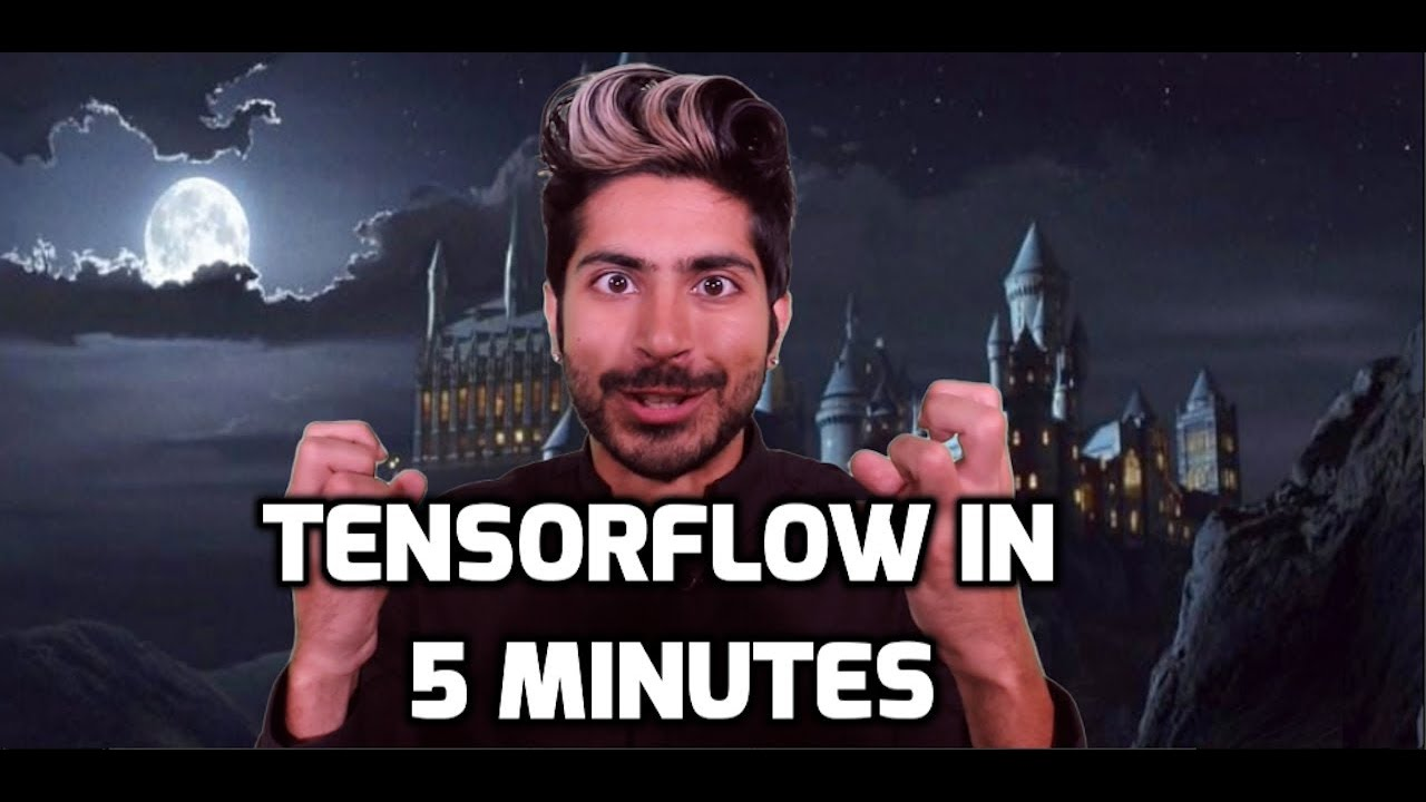 Download TensorFlow in 5 Minutes (tutorial)