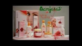 Banjaras Saffron Facial Kit - 1st Ad