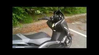 Yamaha X-max 250 Momo Design à l'essai