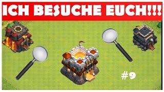 ES GEHT WIEDER LOS...! || DORFBESUCHE || CLASH OF CLANS || [Let's play CoC Deutsch/German HD]