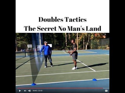 Doubles Tactics: The Secret No Man's Land