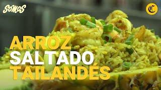 Somos receta: aprende a cocinar un arroz salteado tailandés - El Comercio | elcomercio.pe