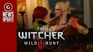 "Witcher 3 ""Massive"" Patch Will Address PS4 Performance and More - GS News Update"
