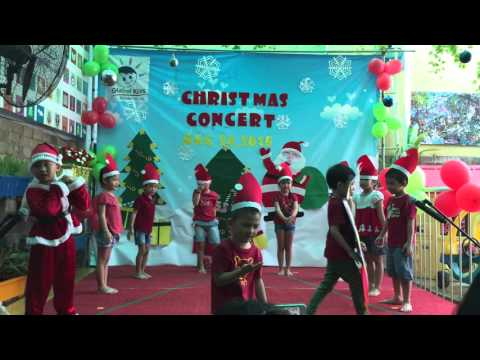 What do you want for the Christmas Kinder Global Kids Kindergarten