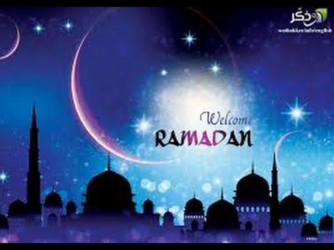 zain bhikha welcome o ramadan