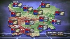 Прогноза за времето за четвъртък, 02-04-2020