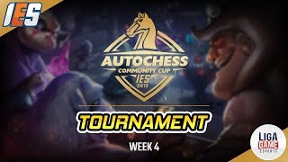 Auto Chess Community Tournament Week 4 - Indonesia Esports Series (IES)