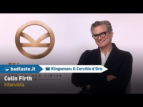 EXCL - Kingsman: Il Cerchio d'Oro, BadTaste intervista Colin Firth