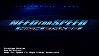 Need for Speed IV Soundtrack - Paradigm Shifter