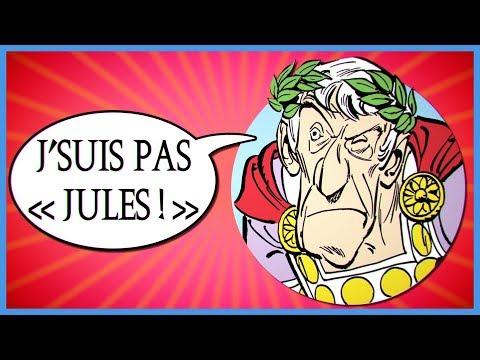 Le prénom de JULES CÉSAR n'est pas « JULES » - MLTP#24