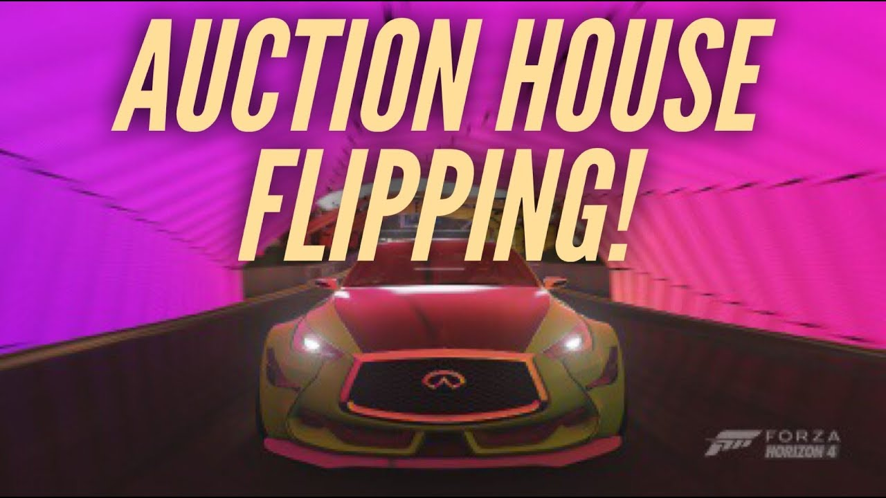 How To Flip Cars >> How To Flip Cars In The Auction House In Forza Horizon 4