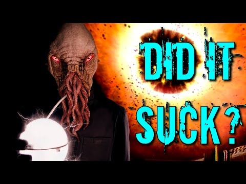 DID IT SUCK? - Doctor Who [IMPOSSIBLE PLANET/SATAN PIT REVIEW]