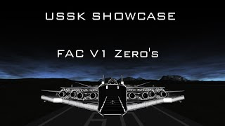 USSK Showcase - The First Flying Aircraft Carrier