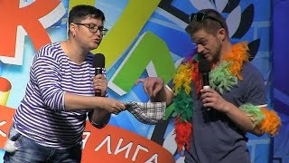 КВН Израиль - Второй полуфинал сезона 2016 (01/7/16) -Приветствие - Драйв , Ашдод