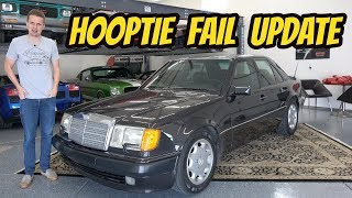 My Cheap Mercedes 500E Has Been Continously Broken For 1 Year-- Benz Reliability Myth