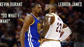 "Lebron James / Kevin Durant 2017 Finals Mix ᴴᴰ ""Do What I Want"" Lil Uzi Very"
